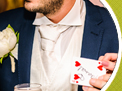 Hire a wedding magician Gloucestershire
