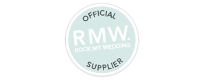Rock My Wedding Approved Wedding Supplier